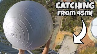 Download CATCHING EXERCISE BALLS from 45m! Video