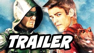 Download Arrow Season 5 Final Trailer Breakdown and The Flash 4 Night Crossover Video
