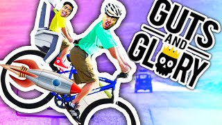 Download I BELIEVE I CAN FLY! | Guts and Glory #2 Video