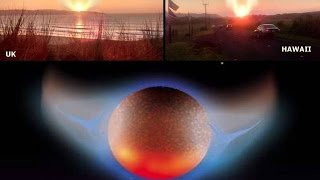 Download Nibiru Nemesis Photographed With Wings -Warning Signs of Approaching System Video