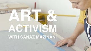 Download Art + Activism with Sanaz Mazinani | KQED Arts Video