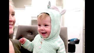 Download 9 Month Old Baby Unicorn!! Video