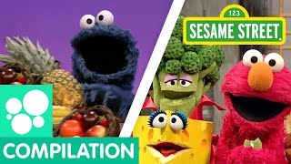 Download Sesame Street: Food Favorites! | Food Songs & Clips Compilation Video