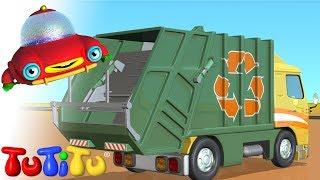 Download TuTiTu Toys | Garbage Truck Video