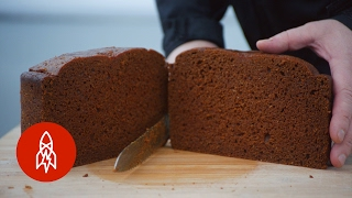 Download Baking Bread with Lava in Iceland Video