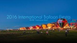 Download 2016 Albuquerque International Balloon Fiesta | 4K Video
