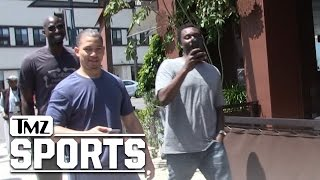 Download NBA's Kevin Garnett Hangin' with Ty Lue In Bev Hills | TMZ Sports Video