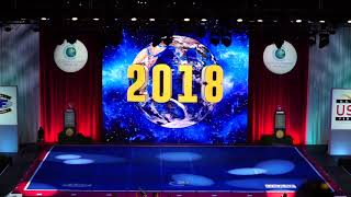 Download Cheerleading Worlds 2018 | Large All Girl Video