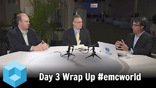 Download Day 3 Wrap Up - EMC World 2016 - #EMCWorld - #theCUBE Video