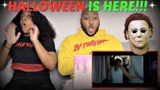 Download ″Halloween″ - Official Trailer REACTION!!! Video