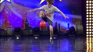 Download Yetenek Sizsiniz Türkiye 2.Tur - Futbolun Çavuşları Video