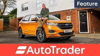 Download Ford Edge SUV long-term test review Video