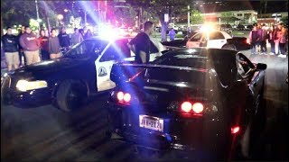 Download COPS HATE LOUD CARS! 800HP Supra Caught 2-Stepping Video