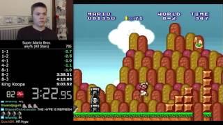 Download (5:02.89) Super Mario Bros. (All Stars) any% speedrun *Former World Record* Video