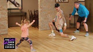 Download Justin Bieber Toddlerography Video