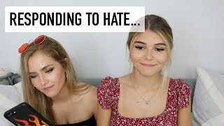 Download READING HATE COMMENTS W/ OLIVIA JADE! | Mel Joy Video