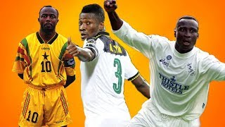 Download Top 10 Ghanaian footballers of all time Video