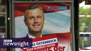 Download What does the rise of the far right tell us about Austria? BBC Newsnight Video