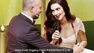Download Halit Ergenc - Berguzar Korel in Altin Kelebek Awards 29/11/2015 Video