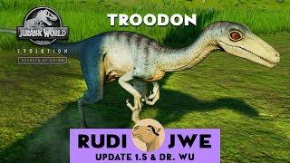 Download TROODON Cinematic Spotlight - Jurassic World Evolution Dr. Wus secrets Video