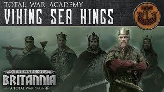 Download A Total War Saga: Thrones of Britannia - The Viking Sea Kings Video