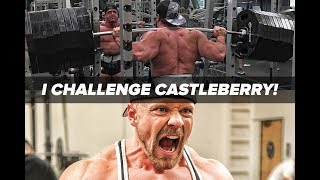 Download Marc Lobliner Challenges ″Fake Weights″ Brad Castleberry Video