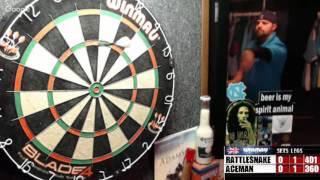 Download Rattlesnake vs Aceman -WDA tourney first round Video