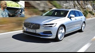 Download 2017 Volvo V90 D5 [ESSAI VIDEO] : Couronne… de lauriers (prix, avis, équipements, fiche technique) Video
