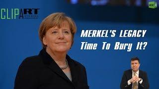 Download Merkel's Legacy – Time To Bury It? Clipart with Boris Malagurski Video