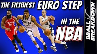 Download Who Has The FILTHIEST EURO STEP In The NBA? Video
