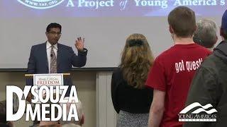 Download Professor INSTANTLY regrets battling D'Souza over racism Video