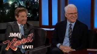 Download Jimmy Kimmel's FULL INTERVIEW with Steve Martin & Martin Short Video