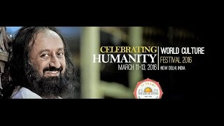 Download World Culture Festival 2016 - 35 Years of The Art of Living (Sri Sri Ravi Shankar) Video