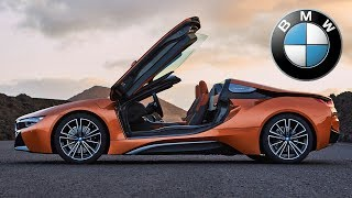 Download BMW i8 Roadster (2018) Ready to fight Tesla Roadster??? Video