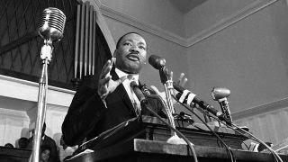 Download Remembering MLK's final speech in Memphis Video