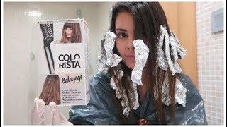 Download PROBANDO COLORISTA BALAYAGE DE L'OREAL PARA MECHAS Video