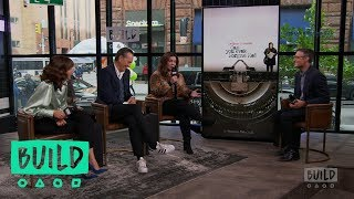 Download Melissa McCarthy, Richard E. Grant & Dolly Wells Discuss ″Can You Ever Forgive Me?″ Video