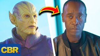 Download All Of The Potential Skrulls Lurking Around The MCU Video