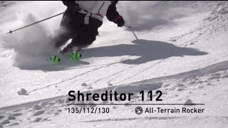 Download 2014 K2 Shreditor 112 Ski Video