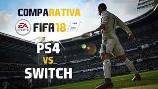 Download FIFA 18 – PS4 vs Switch Video