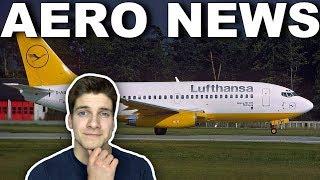 Download Als Lufthansa mal gelb war..! AeroNews Video