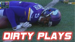 Download Dirtiest Cheap Shots in NFL Football History (DIRTY) Video