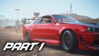 Download Need for Speed Payback Gameplay Walkthrough Part 1 - Fortune Valley (NFS Payback 2017) Full Game Video