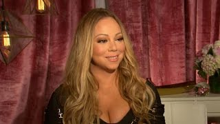 Download EXCLUSIVE: Mariah Carey Coyly Addresses Rumors of a Romance With Dancer Bryan Tanaka Video