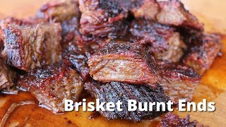 Download Brisket Burnt Ends | Smoked Beef Brisket and Burnt Ends on Ole Hickory Video
