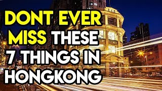 Download Top Things To Do in Hong Kong   2019   Attractions Video