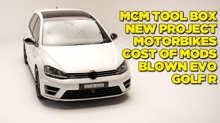 Download Golf R: Cost Of Mods // MCM TOOL BOX // New Project // Motorbike Mods Video