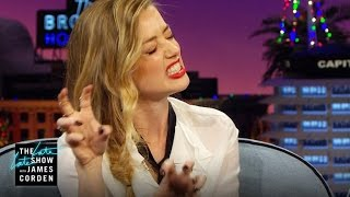 Download Amber Heard Has a Ballet Claw Video