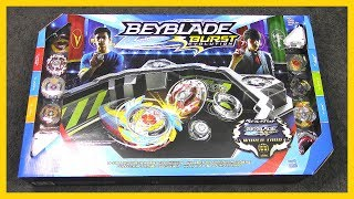Download ULTIMATE TOURNAMENT COLLECTION!! Beyblade Burst Evolution SwitchStrike | Hasbro Video