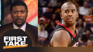 Download Jalen Rose: Chris Paul doesn't respect Doc Rivers, Austin Rivers, Blake Griffin | First Take | ESPN Video